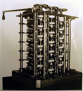what did charles babbage invent for the computer
